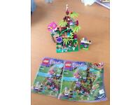 Lego friends treehouse 41059