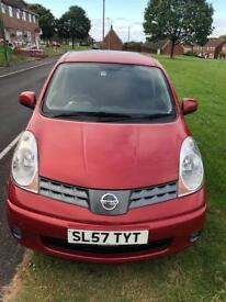 **NISSAN NOTE**