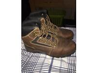 Work Guard safety boots