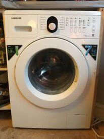 Samsung wf8702rsw 7kg washing machine