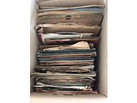 Massive Amount of 78's Vinyl Records