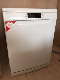 Kenwood Freestanding Dishwasher KDW60W15 Full Size, White