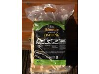 LARGE BAGS OF HOMEFIRE KINDLING AT £2 A BAG .