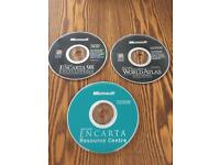 Encyclopaedia Resources (total of 5 discs).