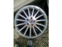 "VW/AUDI/SEAT/SKODA 18"" ALLOYS"