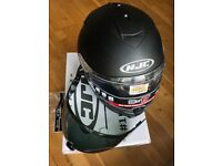 HJC IS-17 Helmet size L, VGC