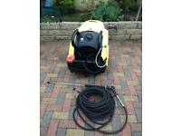 KARCHER HDS 601 C HOT/COLD PRESSURE WASHER STEAM CLEANER CAR JET POWER WASH 240V