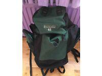 65L backpack