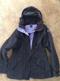 Ladies All Weather Jacket size 10/12