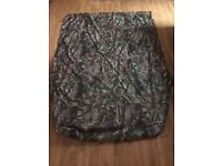 Trakker realtree thermal bed chair cover