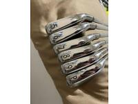 Titlest T300 irons 5-PW