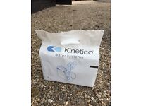 8 packs of Kinetico salt blocks for water softener. (2 blocks in each pack)