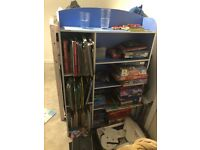 Free children shelf unit