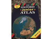 Oxford Junior Atlas 9-11yrs