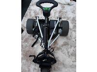 Stowmatic Gt2 electric golf trolley