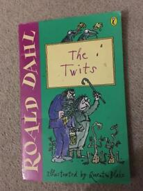 the twits by roald dahl book