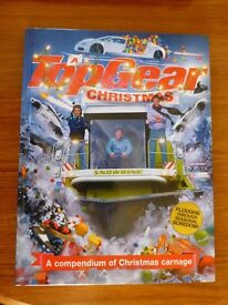 Top Gear Christmas Book