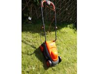 Flymo Ventura 320 electric lawnmower