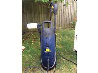 electric car washer 110 bar