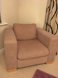 John Lewis Armchair - very comfortable!