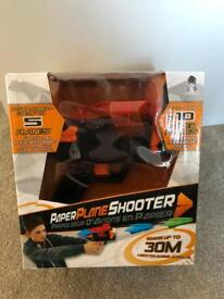 Paper Plane Shooter - New