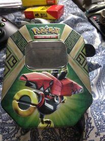 Pokémon Tin Bundle