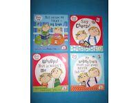 4 x Charlie & Lola Books IP1