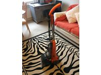 Vax VRS5W Rapide Spring Carpet Washer, 500 Watt, Orange £15 Collection Only Please