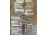 Over 300 VHS tapes