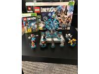 X box 360 Lego Dimensions bundle