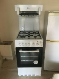 Conventional gas main oven with high level grill (Flavel FHLG51 ) - collection only - NEW PRICE