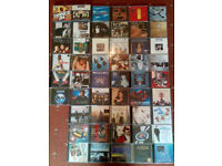 CD music albums x51 all classic music in great condition