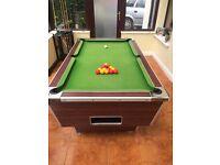 Pool Table (Pub size)