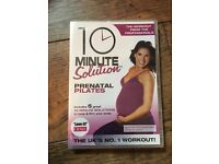 Brand new unopened Pre-natal Pilates DVD