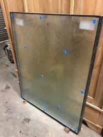 2 new glass units