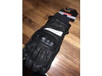 Revit H2O motorcycle gloves