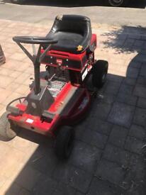 Toro wheel horse 8-25 petrol sit on lawnmower