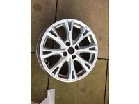 Ford Fiesta Zetec S alloy wheel 7X17