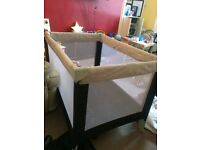 Baby Smart Travel Cot- £20obo