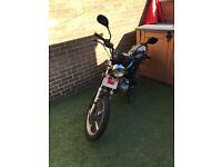 LIFAN MIRAGE 125 4 STROKE MOTORBIKE, JUST PASSED MOT