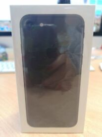 iPhone 7 - 128GB Black / Sim Free with FREE Applecare