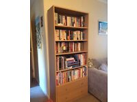 Bookcase ( 5 shelves, 2 drawers)
