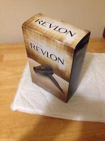 Revlon Hairdryer for sale in box