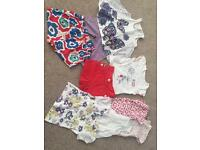 Girls 12-18 months Summer Bundle