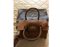 Mulberry Bayswater satchel small bag