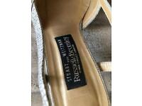 Ladies Russell and Bromley shoes