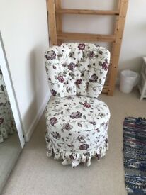 Cute bedroom chair