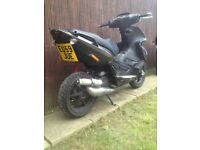 Gilera runner new shape