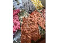 Huge bundle of girls clothes age 8-9