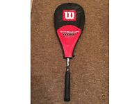 Wilson Titanium Series Squah Racket